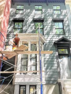 Brownstone Restoration in Bronx NYC