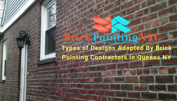 Adopted By Brick Pointing Contractors